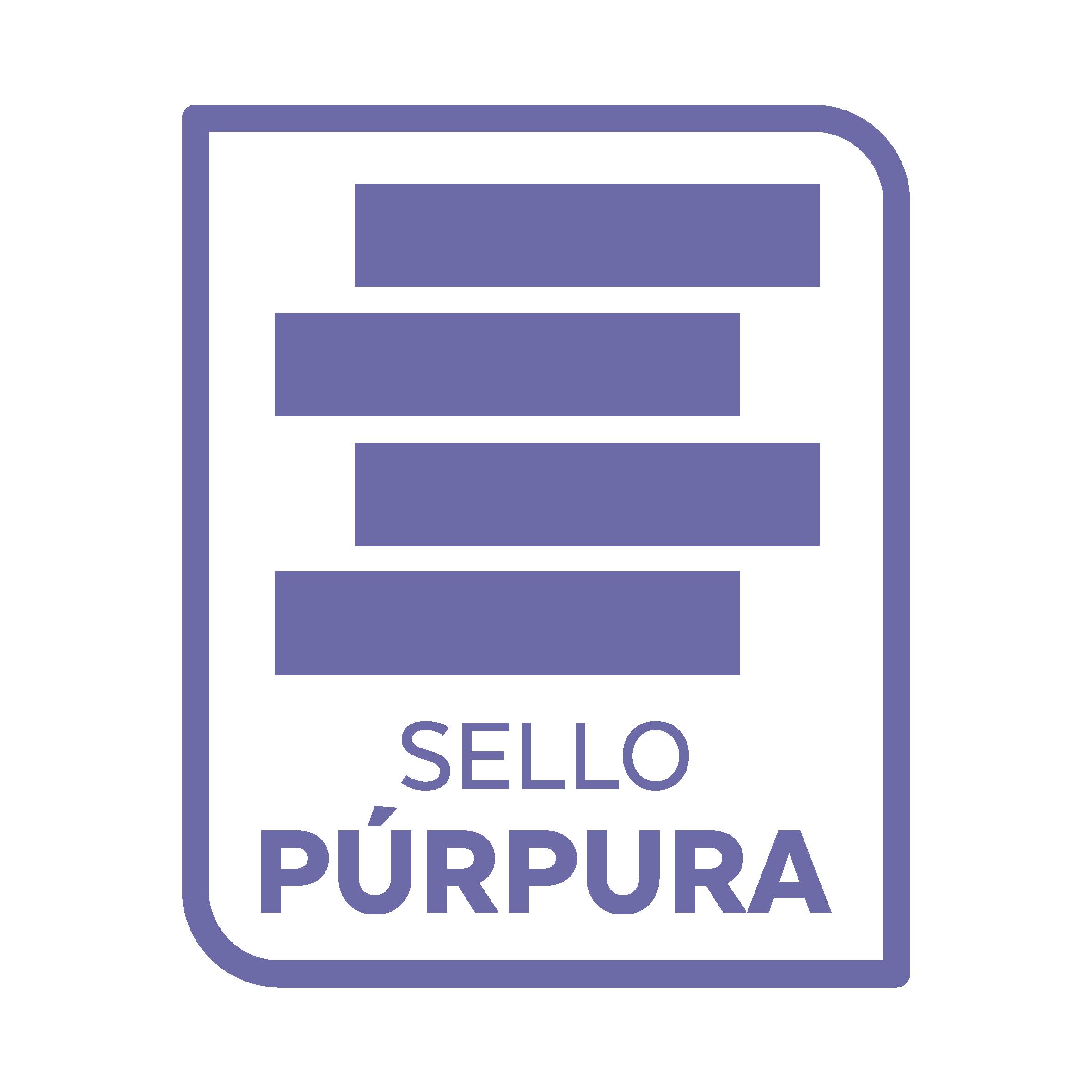Sello Púrpura